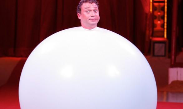 Victor Minasov - Ballon Act